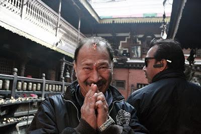 ネパール ゴールデンテンプル歓