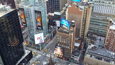 New York'ta Tabelacı olmak varmış .....