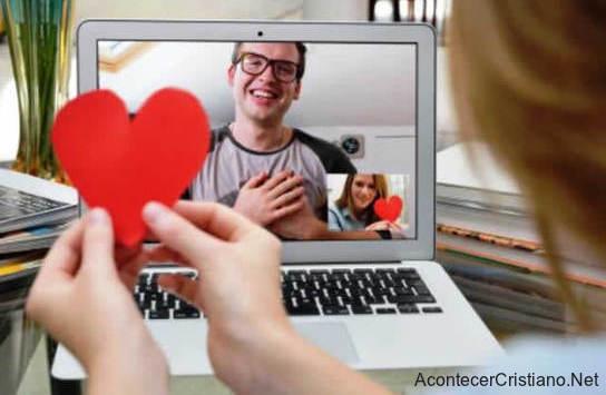 Buscar pareja cristiana por Internet
