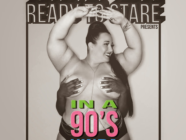 Ready to Stare: In a 90's Kinda World