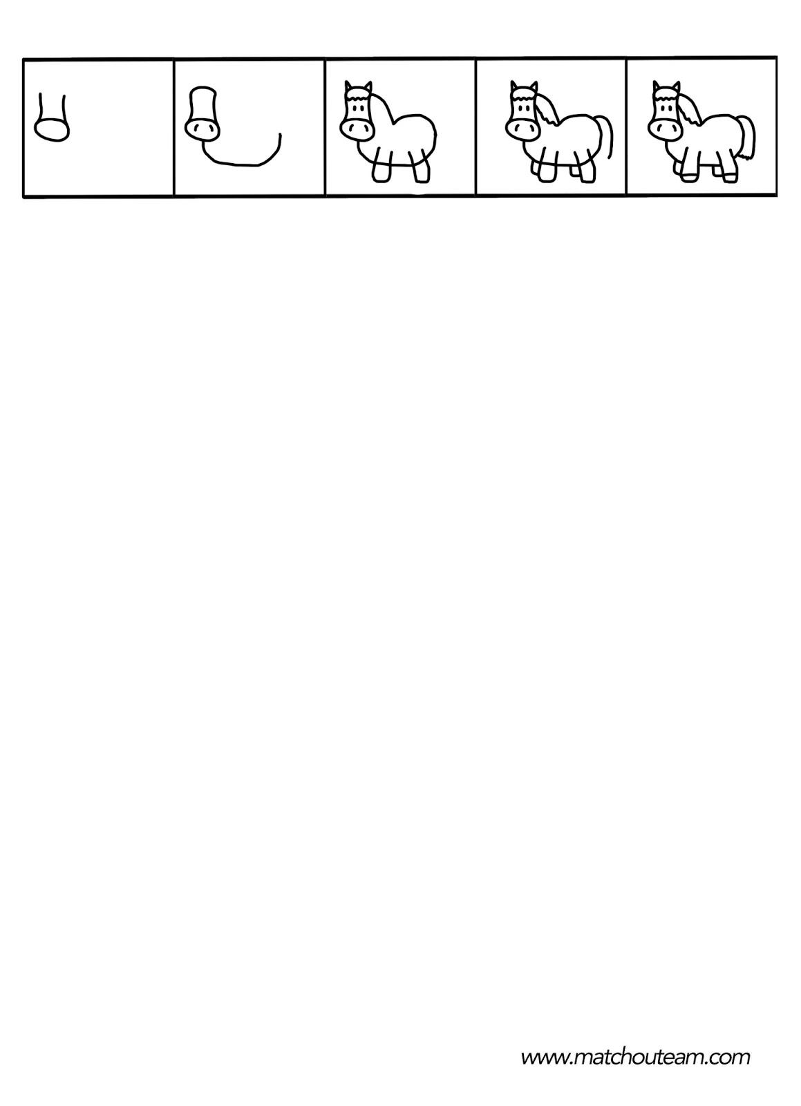 Extrêmement Ma Tchou team: Fiches de dessins dirigés ZT99