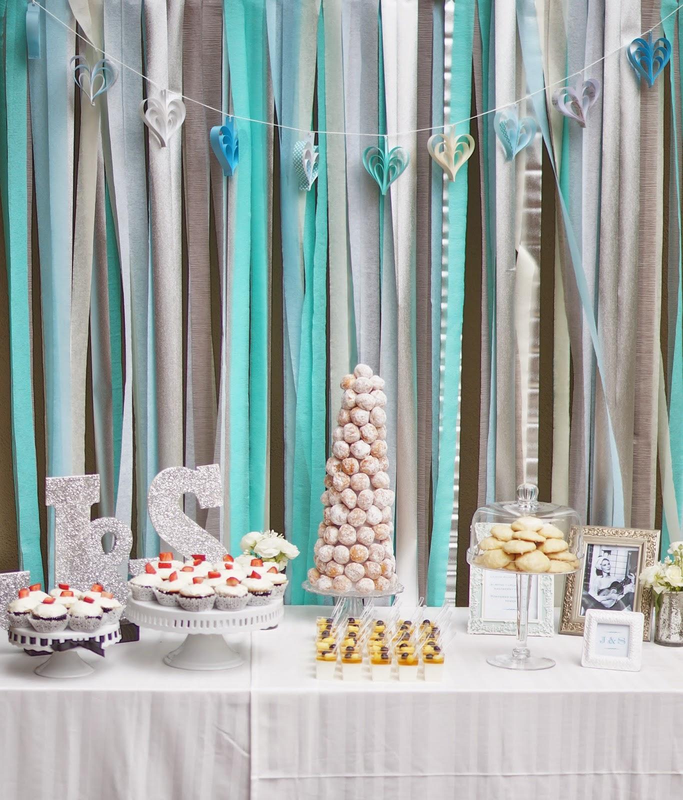 Tiffany Wedding Ideas: Life By Appointment: Breakfast At Tiffany's Bridal Shower