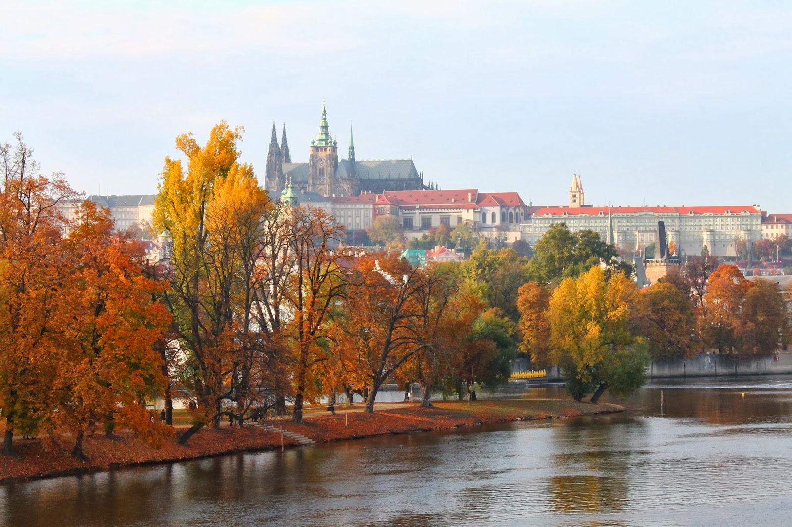 Autumn Trip to Prague in Czech Republic