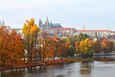 Autumn Trip to Prague in Czech Republic