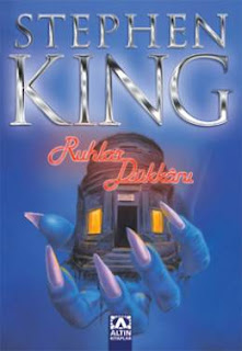 Stephen King - Ruhlar Dükkanı