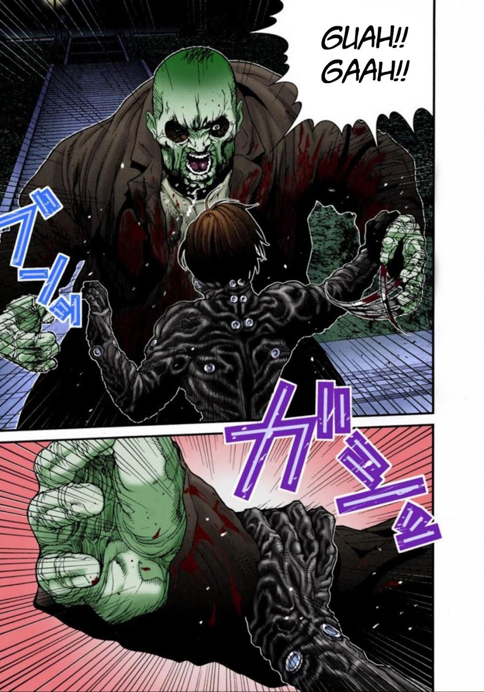 Gantz Chap 16: Biến đổi trang 11