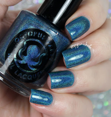 Octopus Party Nail Lacquer Naiades