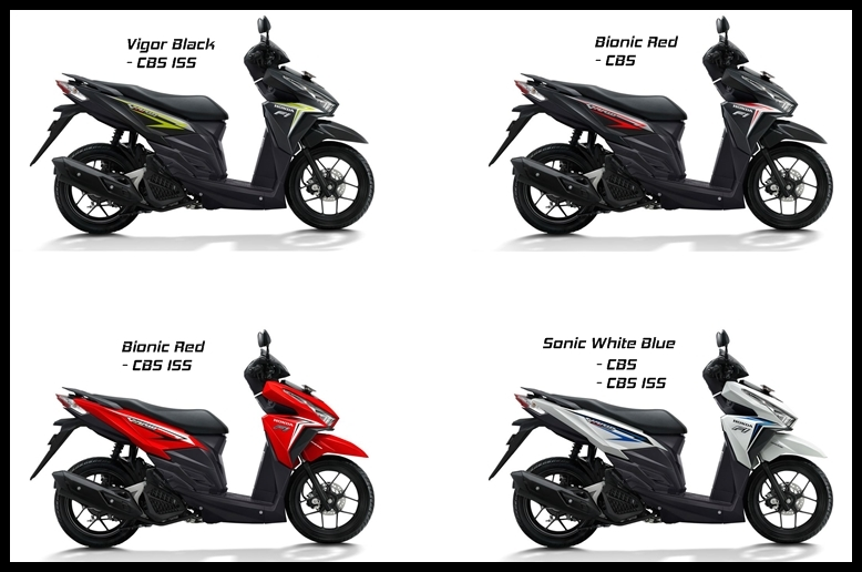 NEW VARIO TECHNO 125 ESP