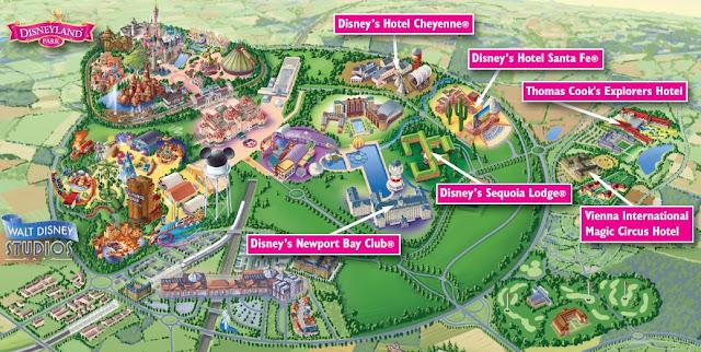 Complexo Disneyland Paris