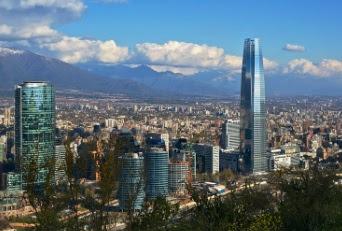 Santiago de Chile, viajes y turismo
