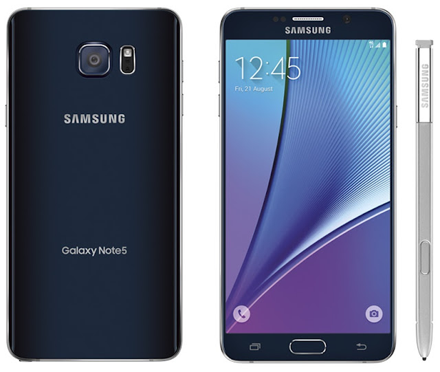 Samsung Galaxy Note 5 – SM-N920T – T-Mobile