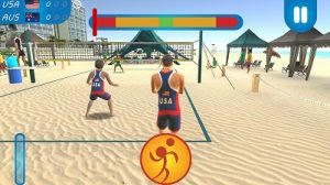 Beach Volleyball APK+DATA Game Terbaru 2016