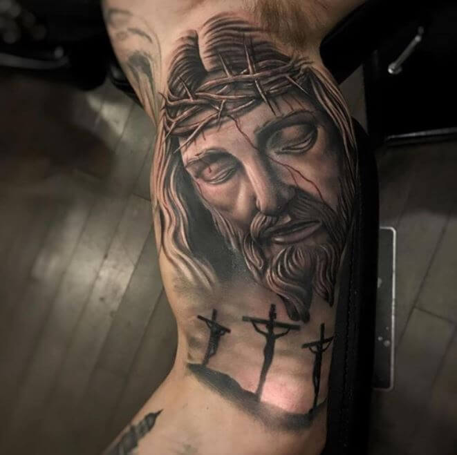 pictures of Christian Tattoos