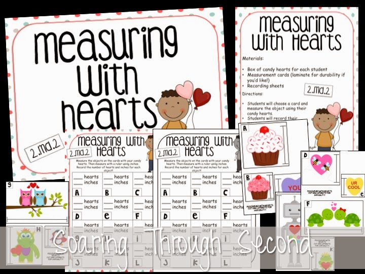 A fun, and learning centered way to celebrate Valentine's Day in your classroom. All of these activities are Common Core aligned, and are great to use as small group centers, at rotations, as whole group, or even as early finisher activities. All you need to do is add conversation hearts!