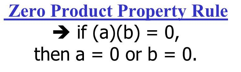 Zero property definition mathematics of investment golden leaf foundation investment committee