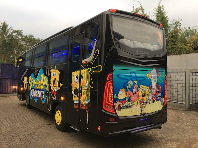 Rental Bus Lagoi Bintan