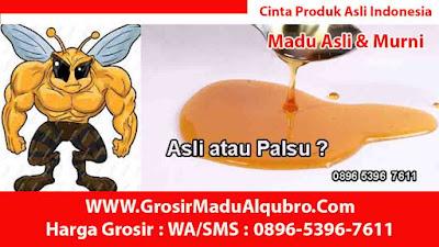 Manfaat Madu Asli Surabaya, Ciri ciri madu asli Surabaya