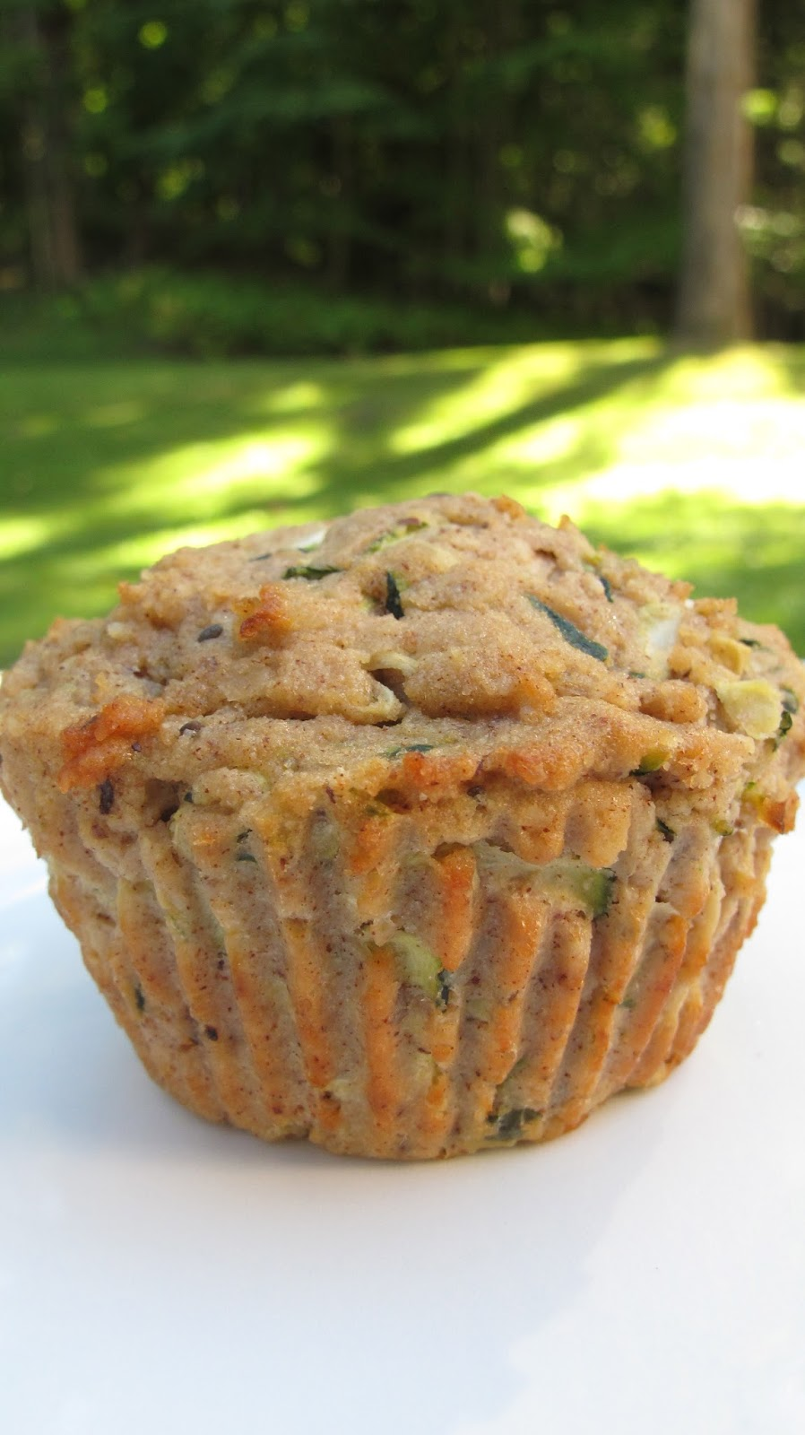 The Can-Do Candida Diet: Candida Diet Zucchini Muffins