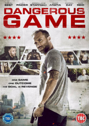 Dangerous Game 2017 HDRip 300MB English 480p ESub Watch Online Full Movie Download bolly4u