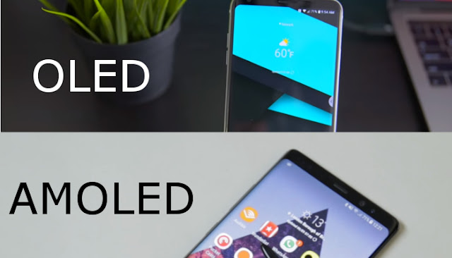 OLED vs AMOLED