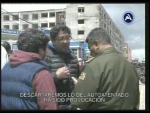 VIDEO: REVELADOR AUDIO VIDEO QUE INVOLUCRA A VICEMINISTRO ELÍO Y COMANDANTE - INCENDIO ALCALDIA EL ALTO