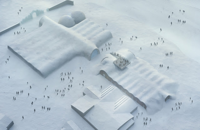 IceHotel-365 a 3D Model
