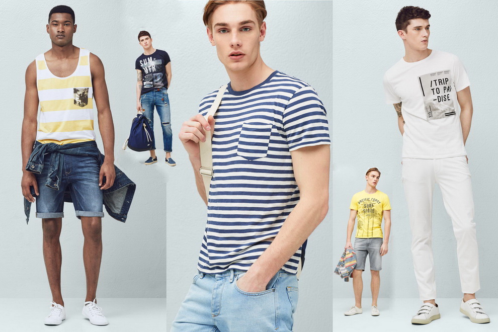 Летняя мода для мужчин 46