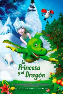 La Princesa y el Dragón / Tabaluga y la Princesa de Hielo