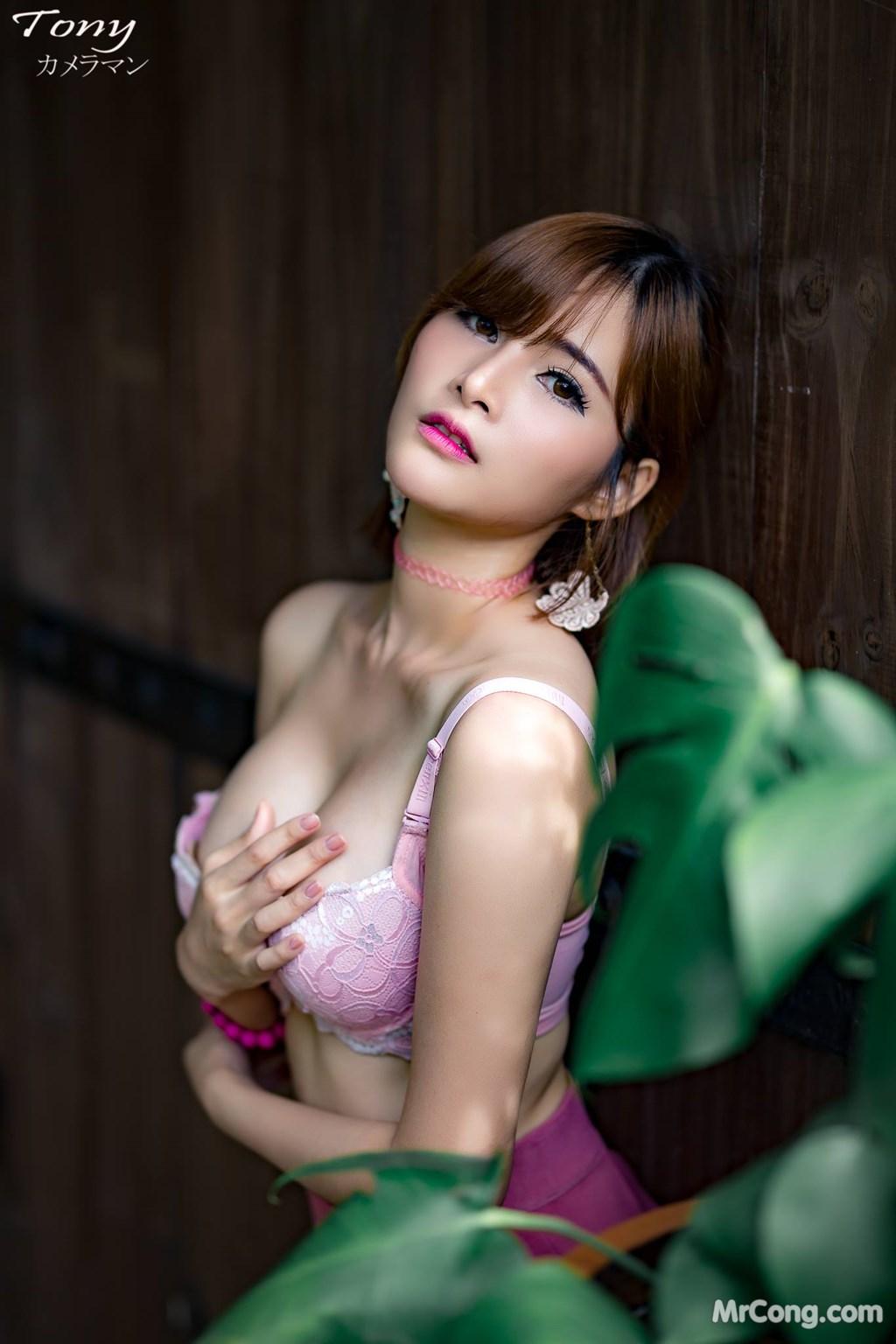 Image Thai-Model-No.344-May-Wly-MrCong.com-005 in post Thai Model No.344: Người mẫu May Wly (46 ảnh)