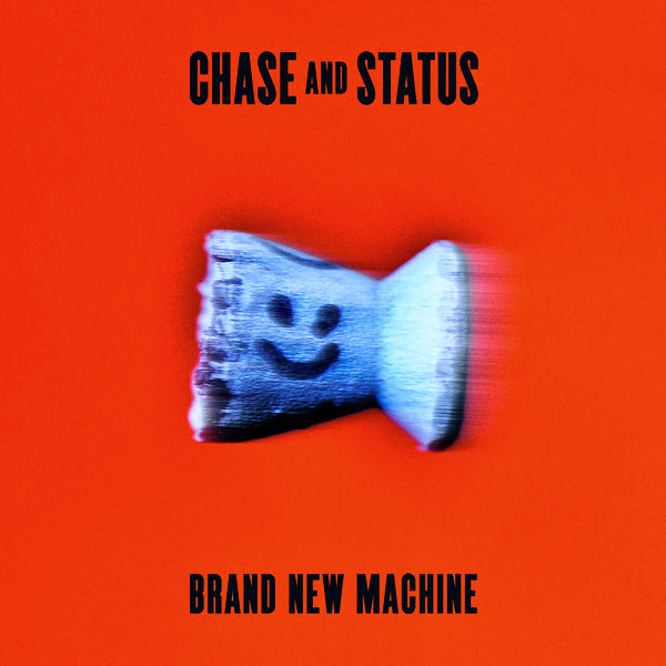 Chase & Status - Brand New Machine (Deluxe Version) Cover