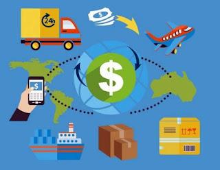 perdagangan di dunia internasional