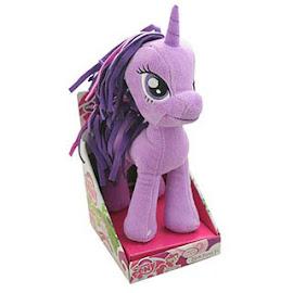My Little Pony Twilight Sparkle Plush by Hunter Leisure