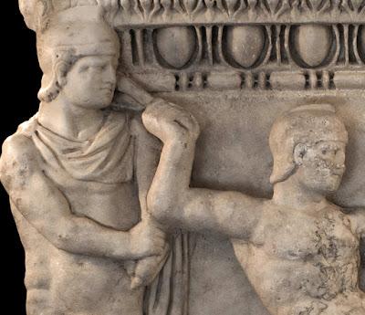 Ελληνικό αρχαίο βρίσκεται παράνομα σε γκαλερί της Νέας Υόρκης