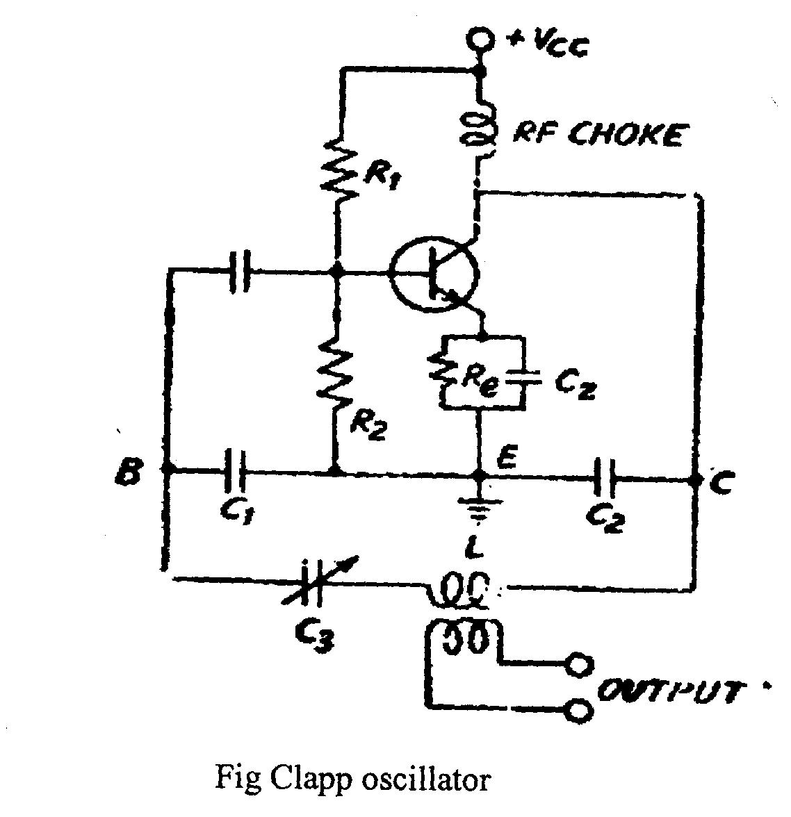 A Media To Get All Datas In Electrical Science September 2011 Input Signal Amplifier Circuit Amplifiercircuit The Capacitor C1 Is Made Large So As Reduce Effect Of Collector Capacitance Variations D2 Voltage Changes