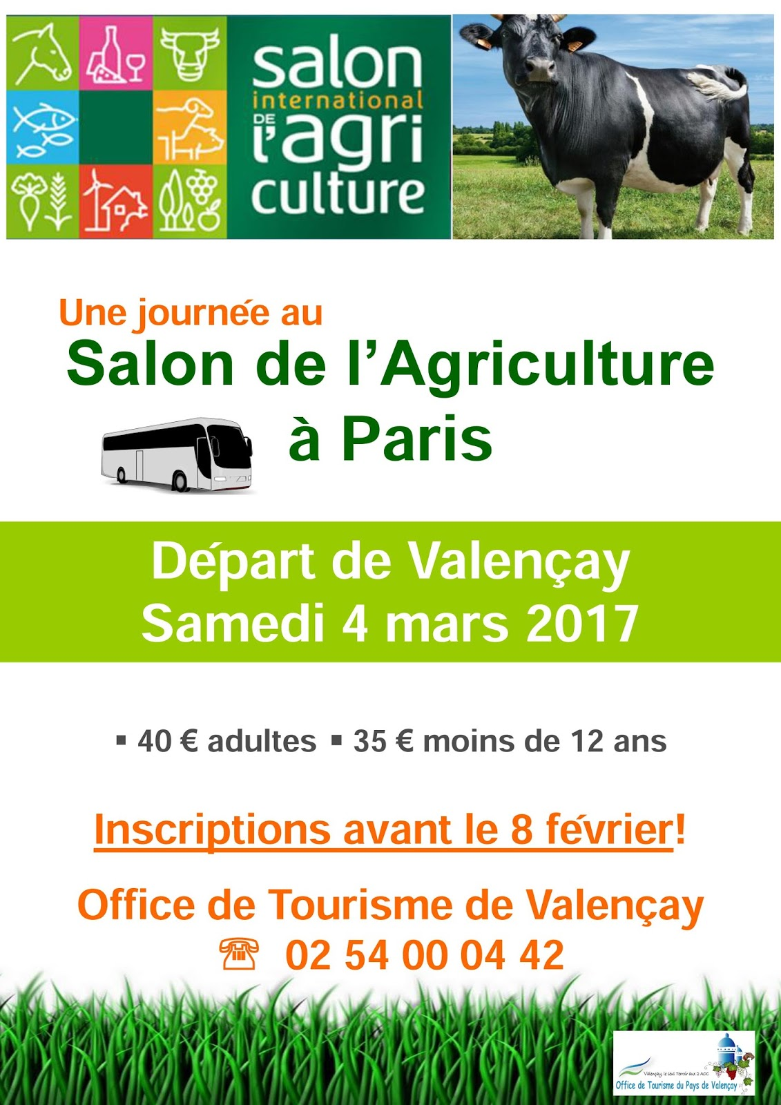 Mairie de rouvres les bois salon de l 39 agriculture 2017 - Salon de agriculture ...