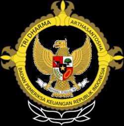 Logo Badan Pemeriksa Keuangan