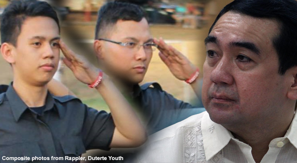 Youth group demands for Bautista's resignation: 'You are not anymore a role model for the Filipino youth'