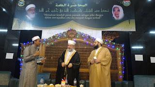 Syaikh Mahmud Syahadeh dan Syaikh Umar Dieb Dieb ulama suriah