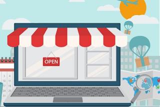 Bisnis di Toko Online
