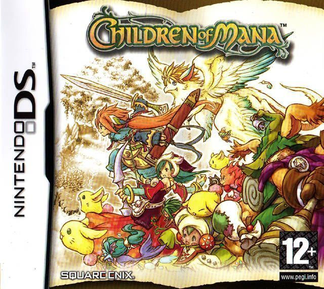 ROMs - Children of Mana  - NDS Download