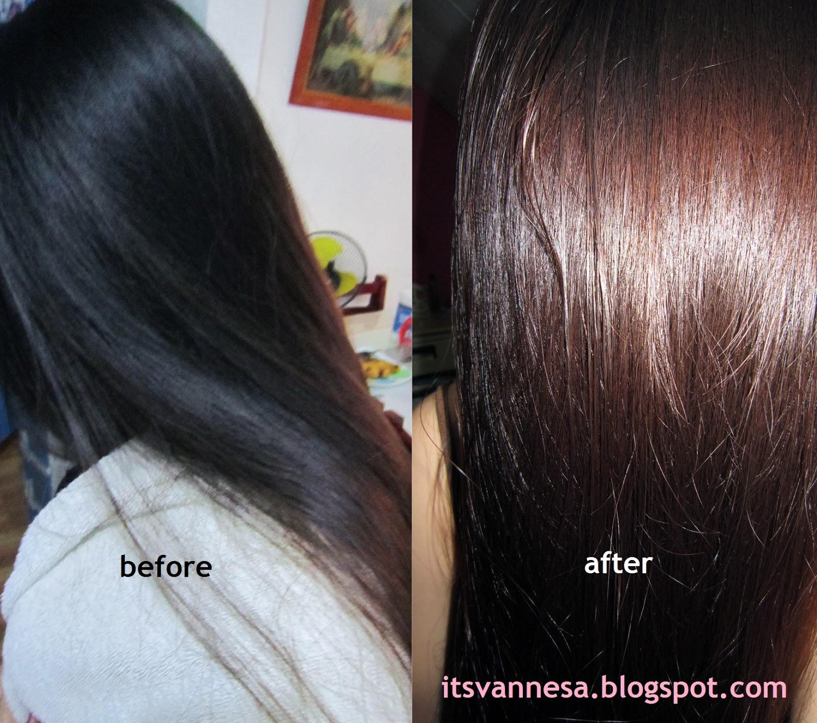 Vanne San Pedro Coloring My Hair Revlon Colorsilk