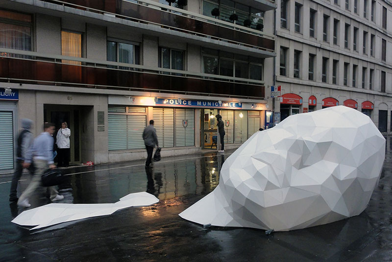 David-Mesguich-10 Deserted Boulevard Sculptures through David Mesguich Design