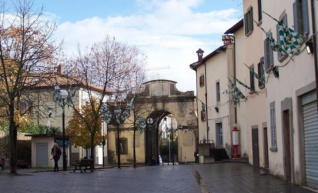 Informações sobre a Piazza San Giusto