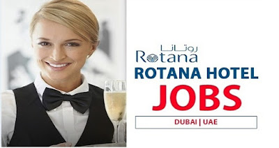 Hotel Jobs In Dubai At Rotana Hotel