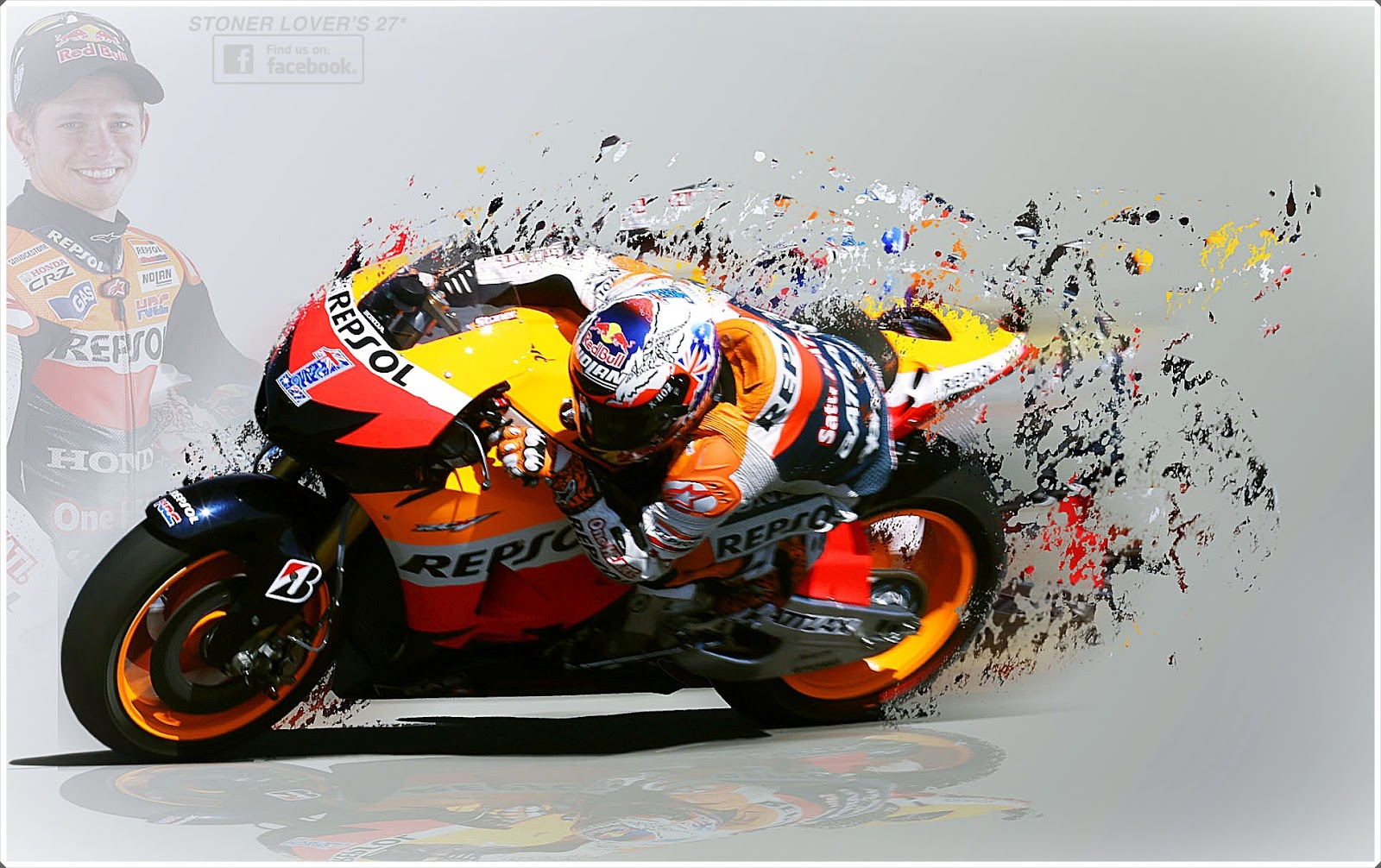 Redi Stoner Casey Stoner Wallpapers