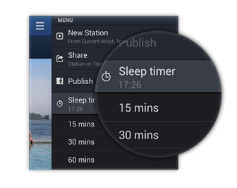 Pandora updates Android, iPad and iPhone app with Sleep Timer and NissanConnect features
