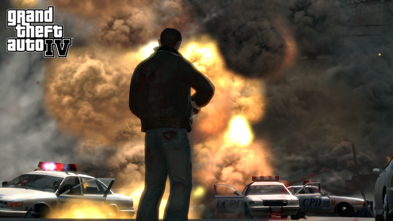 Download Grand Theft Auto IV-Free PC Game-Full Version (Single link) | Download plus Information