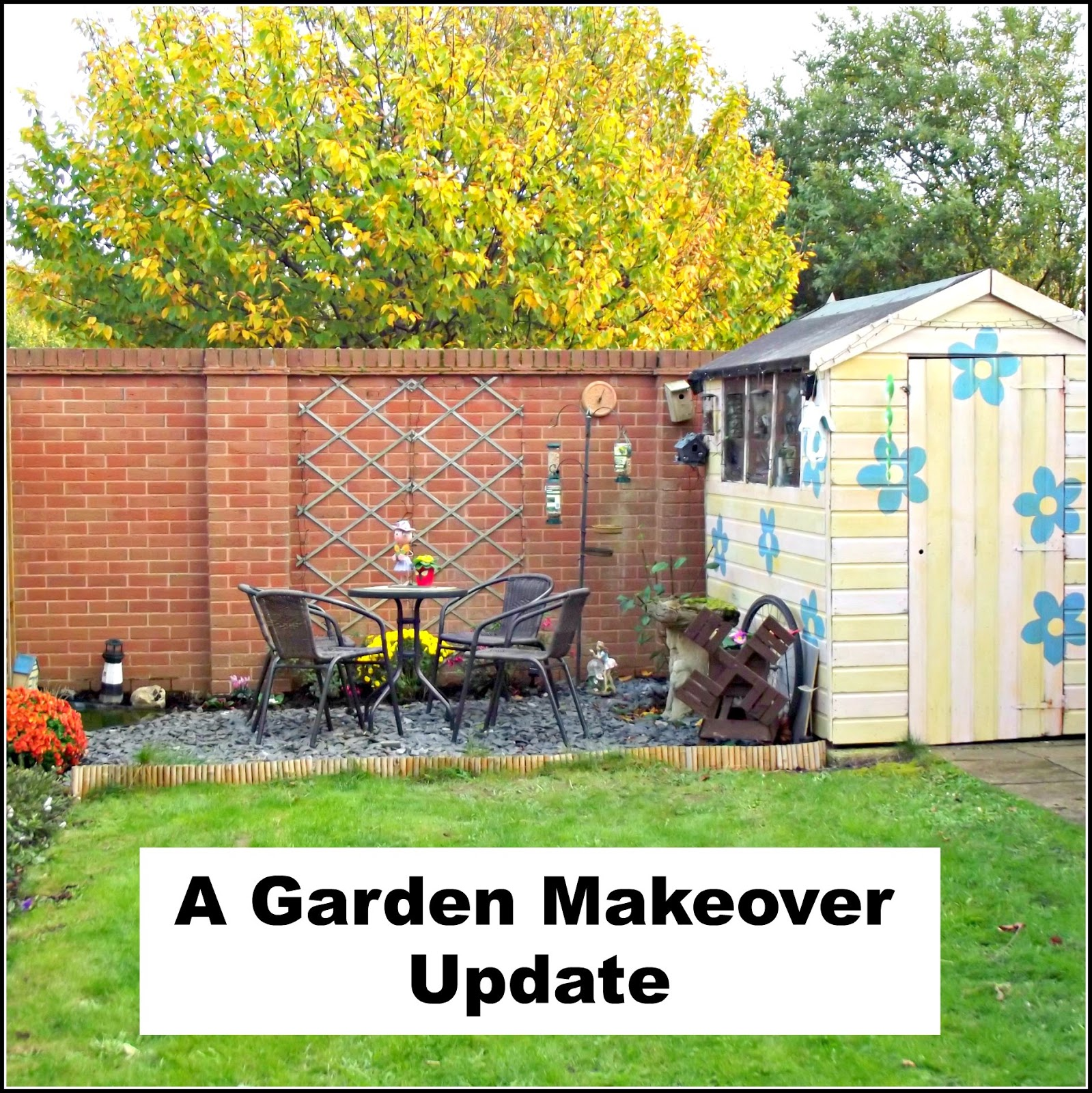 A Garden Makeover on a Budget  The Parent Game