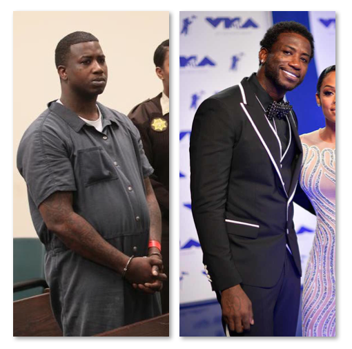 Gucci Mane Before And After Jail - Pictures