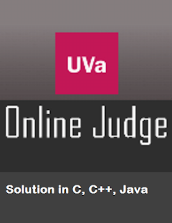 UVA Online Judge Solution, UVA OJ Solution list, UVA Problems Solution, UVA solver, UVA all problem solution list